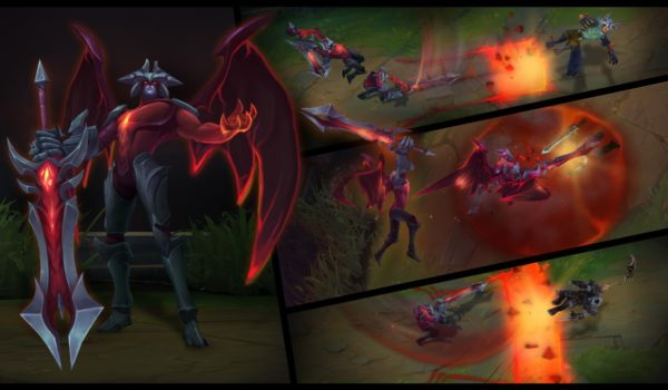 collage aatrox