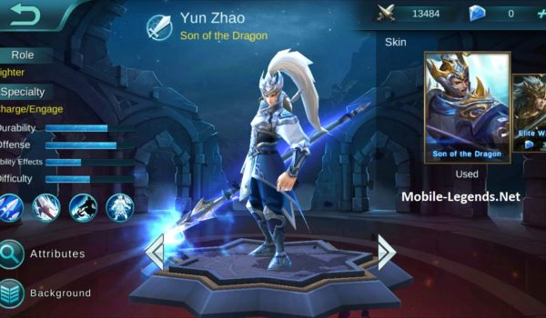 Mobile-Legends-Yun-Zhao