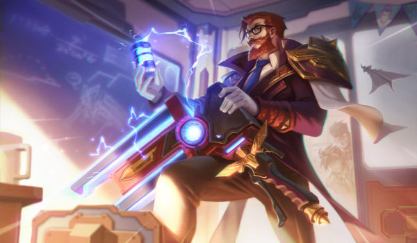 Graves_BattleProfessorSkin