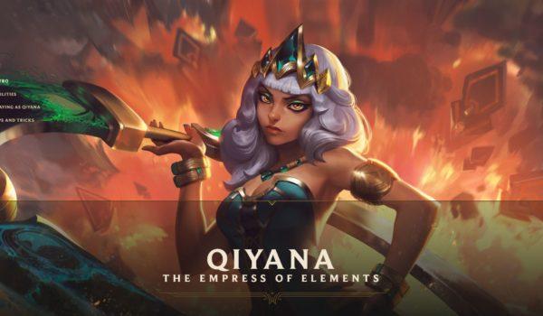 qiyana reveal page